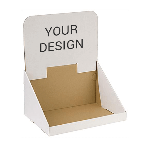 Custom Corrugated Display Boxes