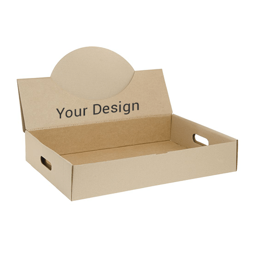 Custom Kraft Display Boxes