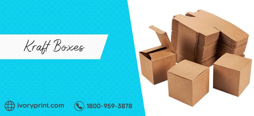 Why Kraft Boxes